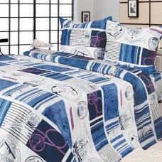 Комплект постельного белья Ярослав сатин 1,5-спальный s968